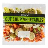 Iceland Cut Soup Vegetables 320g