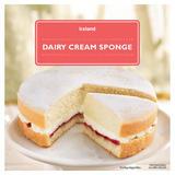 Iceland Dairy Cream Sponge Serves 4-6 375g
