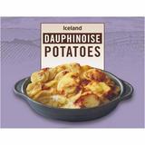 Iceland Dauphinoise Potatoes 450g