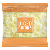 Iceland Diced Onions 650g