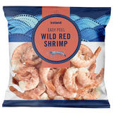 Iceland Easy Peel Wild Red Shrimp 240g