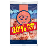 Iceland Easy Peel Wild Red Shrimp 288g