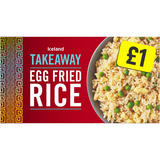 Iceland Egg Fried Rice 350g