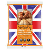 Iceland Extra Tasty British Whole Chicken Seasoned with Salt and Pepper 1.5kg