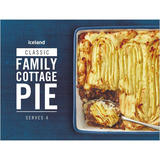 Iceland Family Cottage Pie 1.6kg