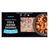 Iceland Fish and Seafood Casserole 450g