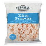 Iceland Fish Market King Prawns 400g