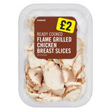 Iceland Flame Grilled Chicken Breast Slices 200g