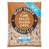Iceland Flame Grilled Chicken Strips 400g