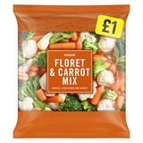 Iceland Floret & Carrot Mix 900g