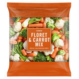 Iceland Floret and Carrot Mix 900g