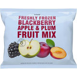 Iceland Freshly Frozen Blackberry, Apple And Plum Fruit Mix 500g