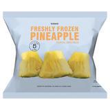 Iceland Freshly Frozen Pineapple 550g