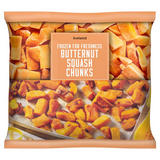 Iceland Frozen For Freshness Butternut Squash Chunks 500g