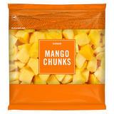 Iceland Frozen Mango Chunks 500g