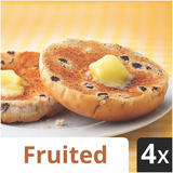 Iceland Fruited Teacakes 4 pack