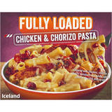 Iceland Fully Loaded Chicken and Chorizo Pasta 530g