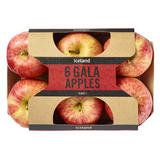 Iceland Gala Apples 6 pack
