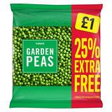 Iceland Garden Peas 25% Extra Free 1.01kg