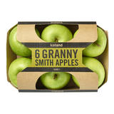 Iceland Granny Smith Apples 6 pack