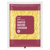 Iceland Grated Mature Cheddar 250g
