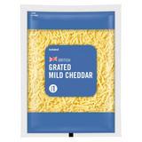 Iceland Grated Mild Cheddar 250g