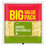 Iceland Grated Mozzarella Cheese 430g
