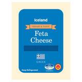 Iceland Greek Feta Cheese 200g