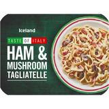 Iceland Ham & Mushroom Tagliatelle 400g