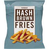 Iceland Hash Brown Fries 1.3kg