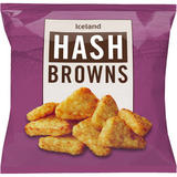 Iceland Hash Browns 800g