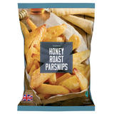 Iceland Honey Roast Parsnips 750g