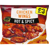 Iceland Hot & Spicy Chicken Wings 850g