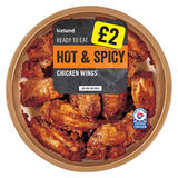 Iceland Hot and Spicy Chicken Wings 370g