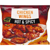 Iceland Hot and Spicy Chicken Wings 850g