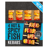 Iceland Hot and Spicy Fish Kebabs 336g