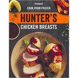 Iceland Hunter's Chicken Breasts 430g
