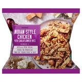 Iceland Indian Style Chicken with Cauli Rice 400g