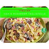Iceland Italian Ham And Mushroom Tagliatelle 400g