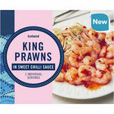 Iceland King Prawns in Sweet Chilli Sauce 240g
