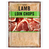 Iceland Lamb Loin Chops 300g