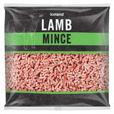 Iceland Lamb Mince 450g