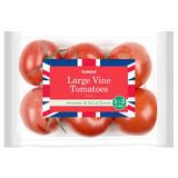 Iceland Large Vine Tomatoes 500g