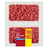 Iceland Lean Beef Steak Mince 700g