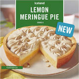 Iceland Lemon Meringue Pie 475g