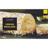 Iceland Lemon Roulade 420g