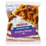 Iceland Let's Eat American Southern Fried Chicken Wings 850g