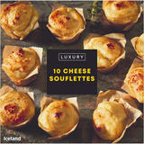 Iceland Luxury 10 Cheese Souflettes 250g