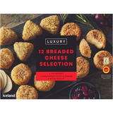 Iceland Luxury 12 Breaded Cheese Selection 288g