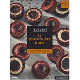 Iceland Luxury 12 Chocolate Cups 211g